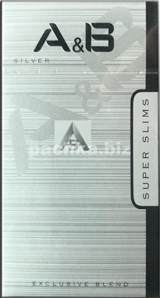 Сигареты A&B Super Slims Silver - фото 5