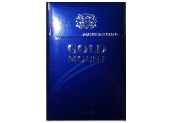Сигареты Gold Mon Blue Slim - фото 8