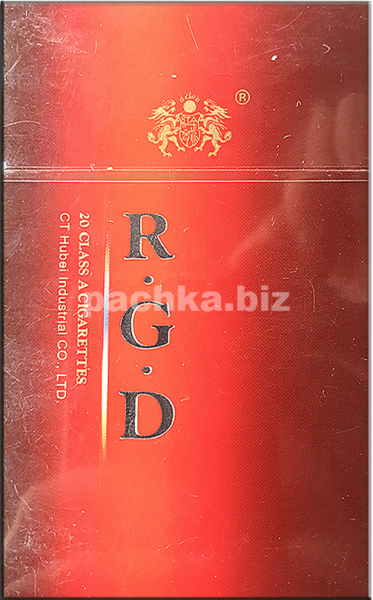 "Сигареты RGD Red ""KING SIZE"" - фото 6"