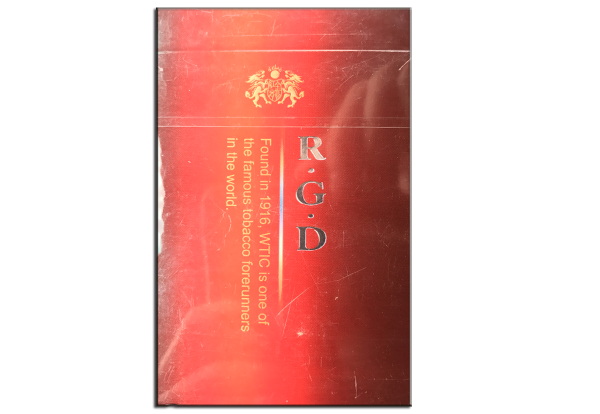 "Сигареты RGD Red ""KING SIZE"" - фото 7"