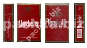 "Сигареты Manchester Red ""King Size"" - фото 5"