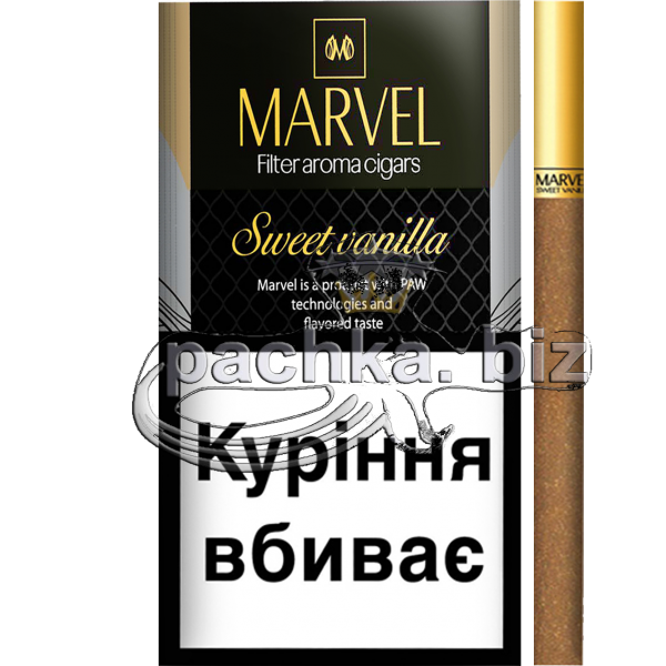 Сигареты MARVEL SWEET VANILLA КS - фото 6