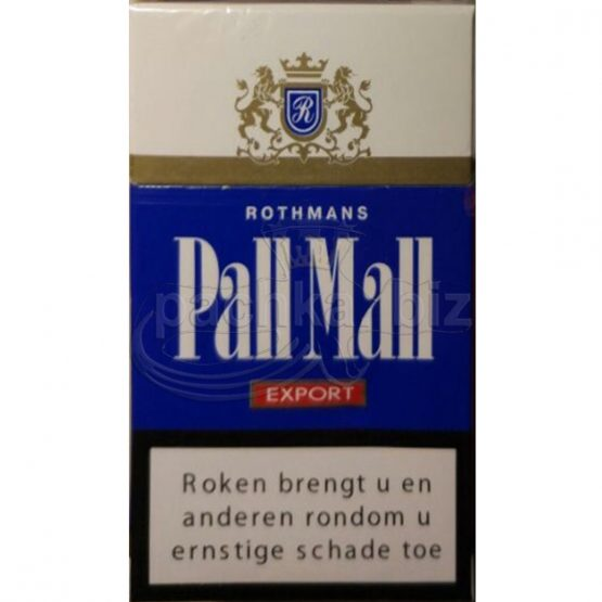 Сигареты Pall Mall Blue дьюти