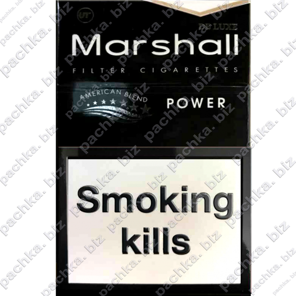 Marshall Blue Super Slims  DUTY FREE - фото 6