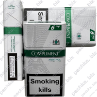 COMPLIMENT Demi Slims menthol