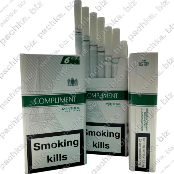 COMPLIMENT Demi Slims menthol - фото 1