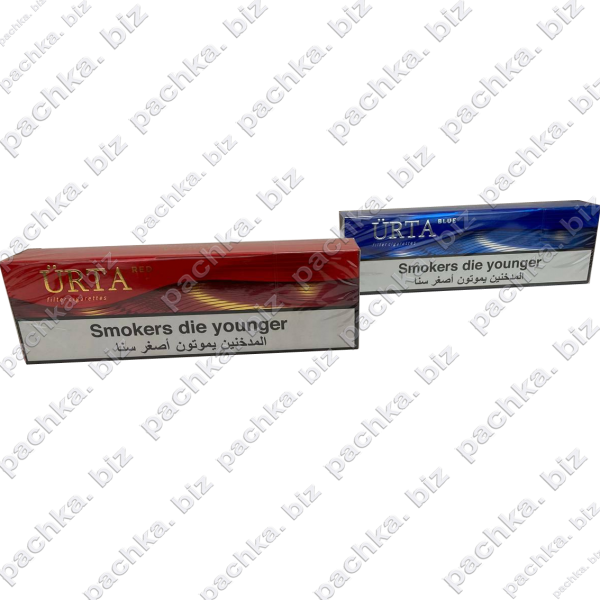 Сигареты URTA Red KS Duty-free - фото 5