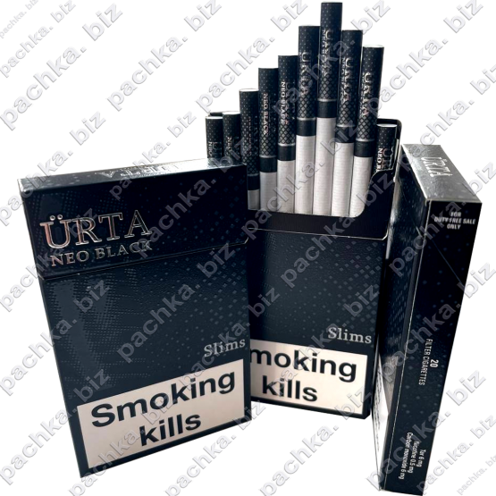 URTA NEO BLACK Slims - фото 1